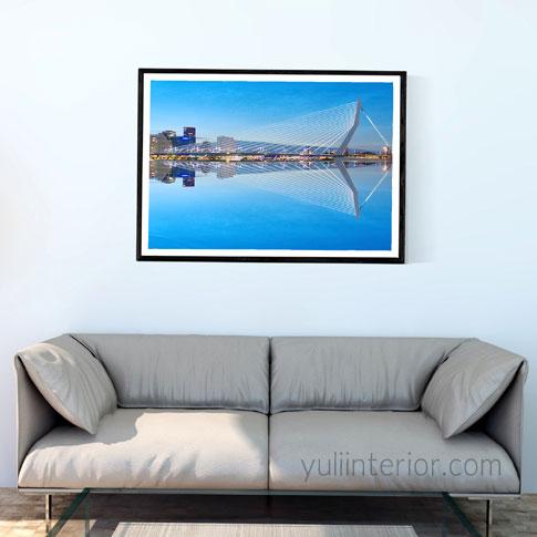 landmark framed print, wall frames in Port Harcourt Nigeria