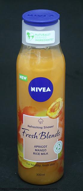 Nivea - Fresh Blends - Żel pod prysznic Morela i Mango