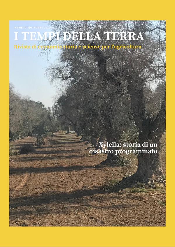 copertina rivista I TEMPI DELLA TERRA