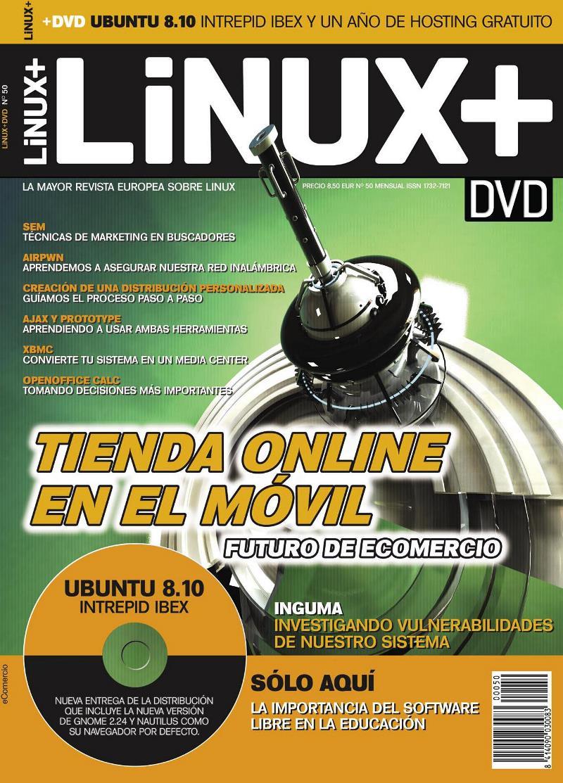 Linux+ Nro. 50 – Enero 2009