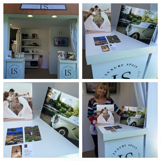 Nuestro stand de Luxury Spain en el Polo VIP Lounge