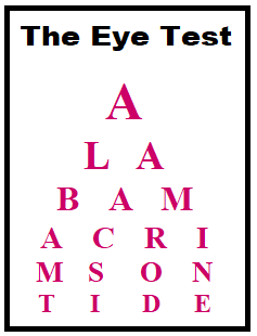 [Image: TheEyeTest.png]