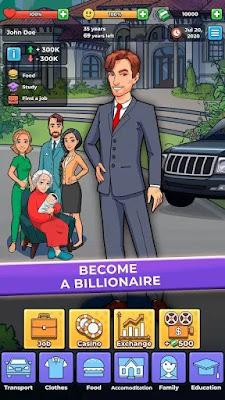 HOBO LIFE BUSINESS SIMULATOR (MOD, UNLIMITED MONEY) APK DOWNLOAD