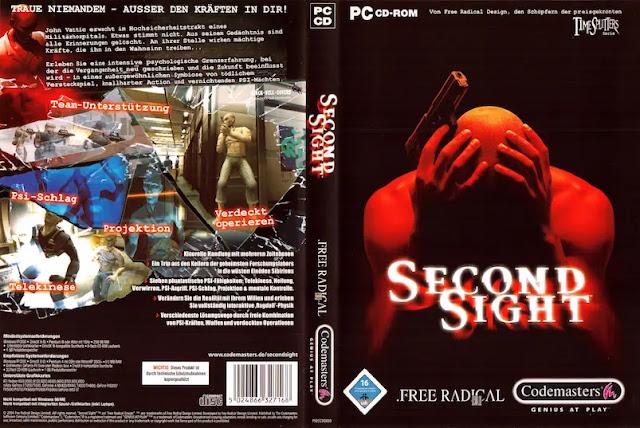 Second Sight | تحميل لعبة سكند سايت Second Sight للكمبيوتر بحجم 250 ميغا ميديا فير