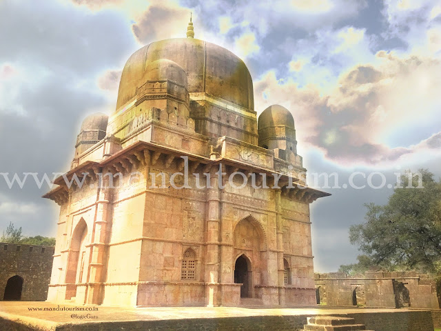 Information about darya khan tomb mandu