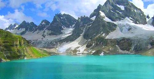 Alpathar lake have a really lush views