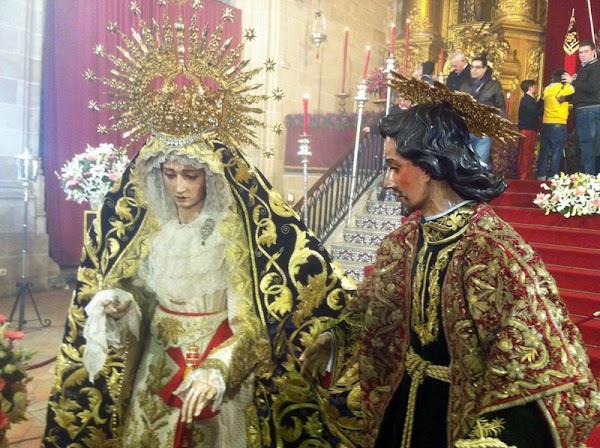 María Santísima del Desconsuelo... ¿Coronada? en Jerez