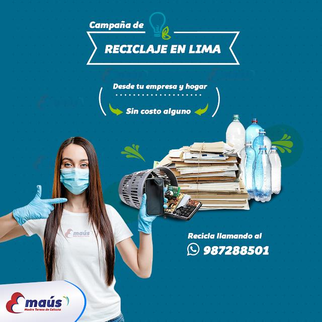 Reciclaje en Lima para empresas