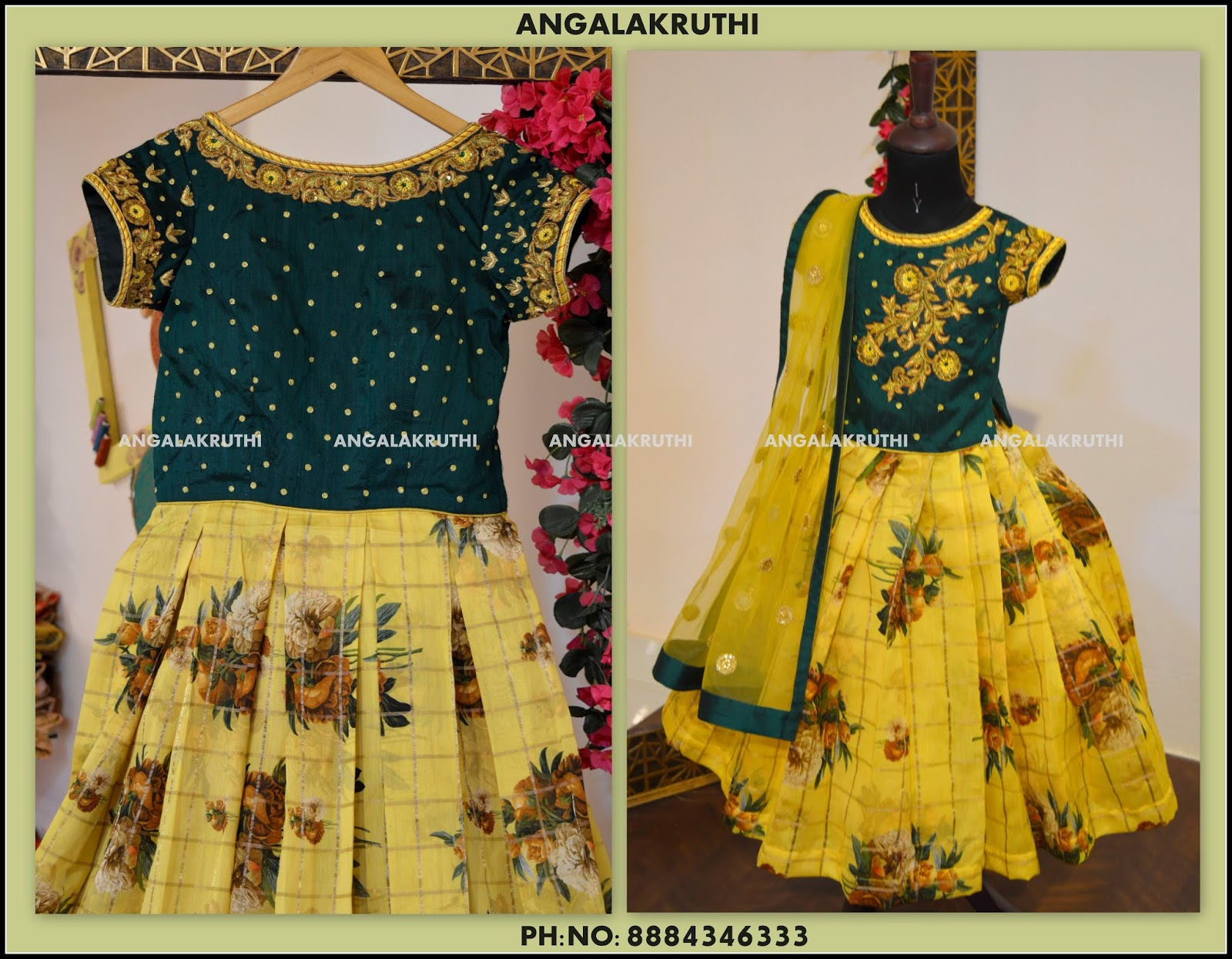 Angalakruthi Boutique Ladies And Kids Designer Boutique In Bangalore Ladies And Kids Designer Boutique With Online Order Placement Service