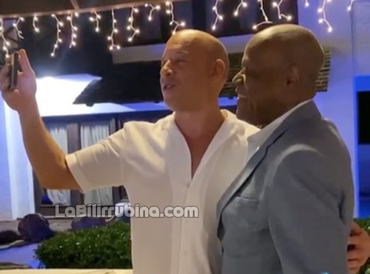 Vin Diesel Johnny Ventura