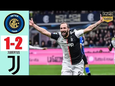 Inter Milan vs Juventus 1-2 All Goals And Match Highlights [MP4 & HD VIDEO]