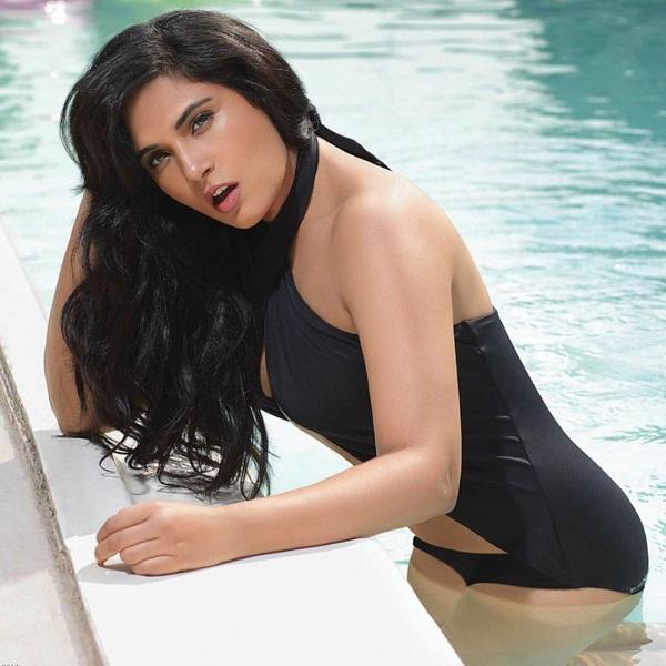 Richa Chadda The Man Magazine April 2017 Photoshoot