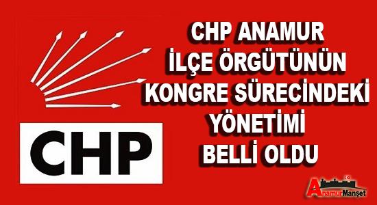 Anamur Haber, Anamur Son Dakika, CHP ANAMUR, Mersin CHP,