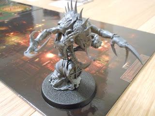 Deathwatch: Overkill genestealer patriarch