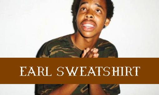 Une-deux senses: January 2013 Earl Sweatshirt Kid