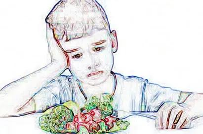 اسباب سوء التغذية عند الاطفال