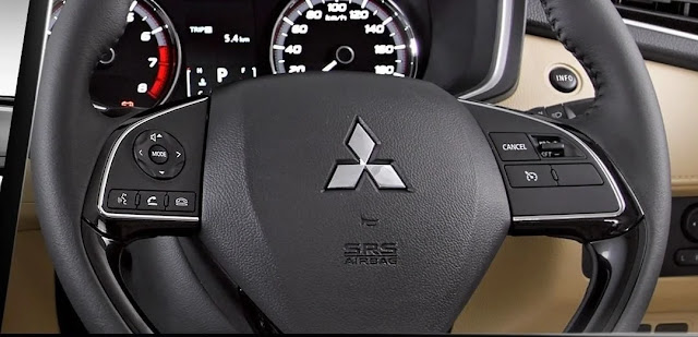 cruise control xpander ultimate