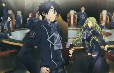 Log Horizon Season 3 Episode 4 Subtitle Indonesia