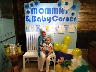 Ketika Bayi Ikut Seminar Healthy Skin Happy Baby Bersama Lactacyd Baby