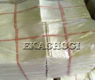 Pabrik kertas merang dan kertas bambu