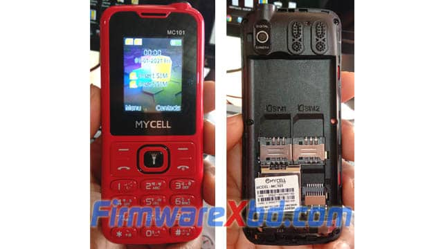 Mycell MC101 6531E Flash File Download 100% Tested