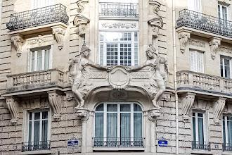 Paris : 16 rue d'Abbeville, un immeuble dans le style éclectique inspiré par l'Art Nouveau - Xème