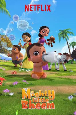 Mighty Little Bheem S03 Hindi Complete WEB Series 720p HDRip HEVC ESub