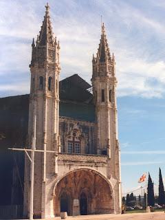 Monasterio de los Jerónimos. Mosteiro dos Jerónimos. Mosteiro de Santa Maria de Belém. Belém. Lisboa. Lisbon. Lisbonne. Portugal. Patrimonio de la Humanidad. World Heritage Site. Patrimoine mondial. Renacimiento. Estilo manuelino. Manuelino. Renacentista