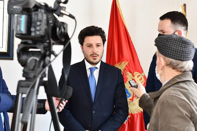 Abazović za PlavGusinje.me: Manjinski narodi treba da se osjećaju veoma sigurno u Crnoj Gori