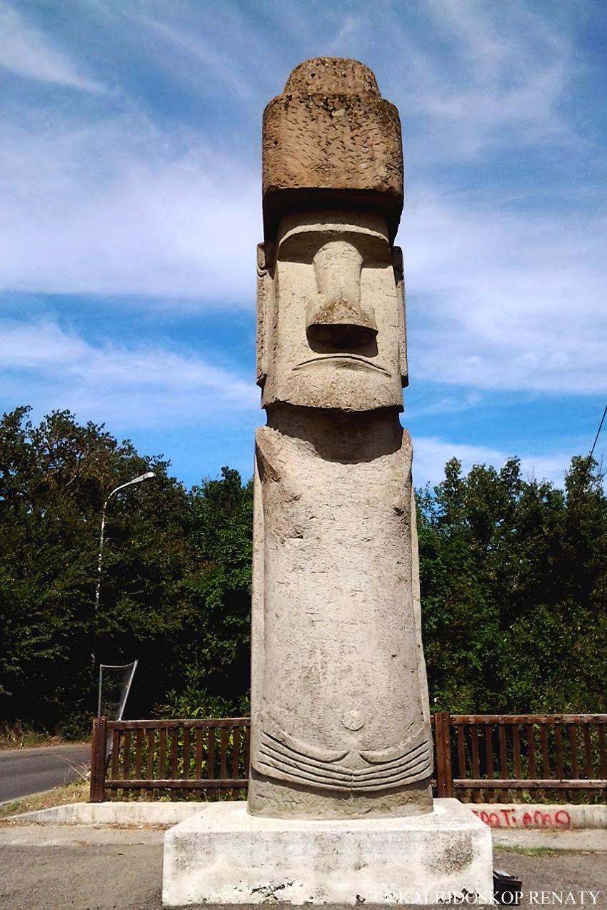 Strażnik Moai