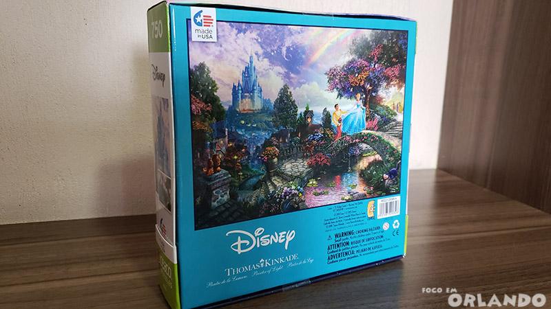 Concurso Cultural - Que tal ganhar um quebra-cabeças da Disney?