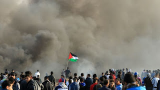 In Israel, four Palestinians were killed in clashes Today