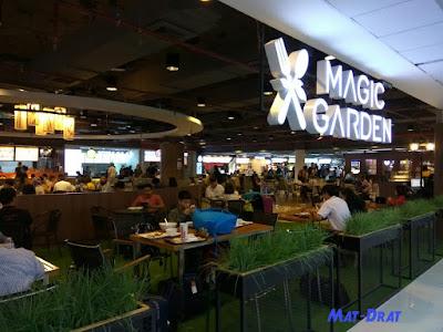 Halal Food Bangkok Airport
