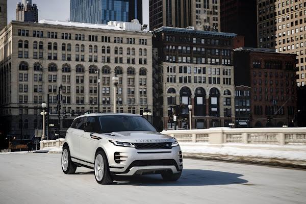 Novo Range Rover Evoque 2022 será produzido no Brasil este ano