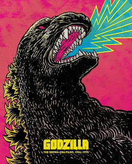 Criterion Collection's GODZILLA: THE SHOWA ERA FILMS Collection is our pick of the week!