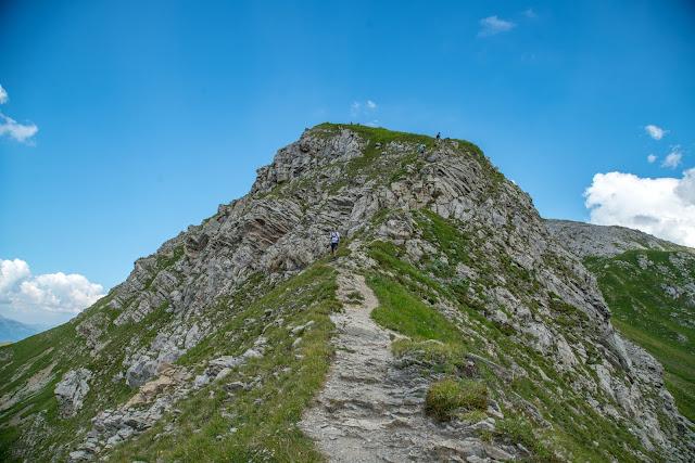 Fürstin-Gina-Weg  Augstenberg und Pfälzerhütte  Wandern in Liechtenstein 09