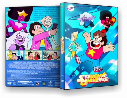DVD Steven Universe 2019 - ISO