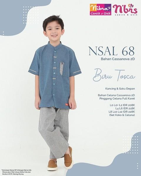 Nibra's NSAL 68