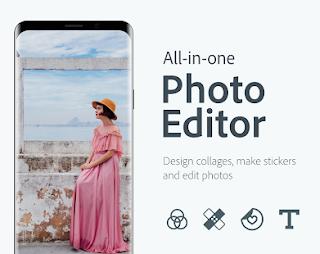 Adobe Photoshop Express Apk v6.9.747 Premium [Latest]
