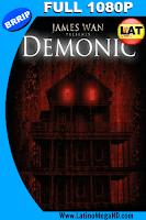 Demonic (2015) Latino Full HD 1080P - 2015