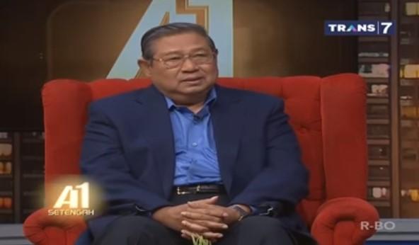 SBY: Publik Harus Diberi Ruang Untuk Menyampaikan Kritik, Kalau Tidak Nanti Akan Meledak