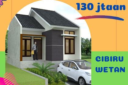 Rumah Cantik Tanpa BI Checking Nuansa Villa di Cibiru Wetan Bandung Timur