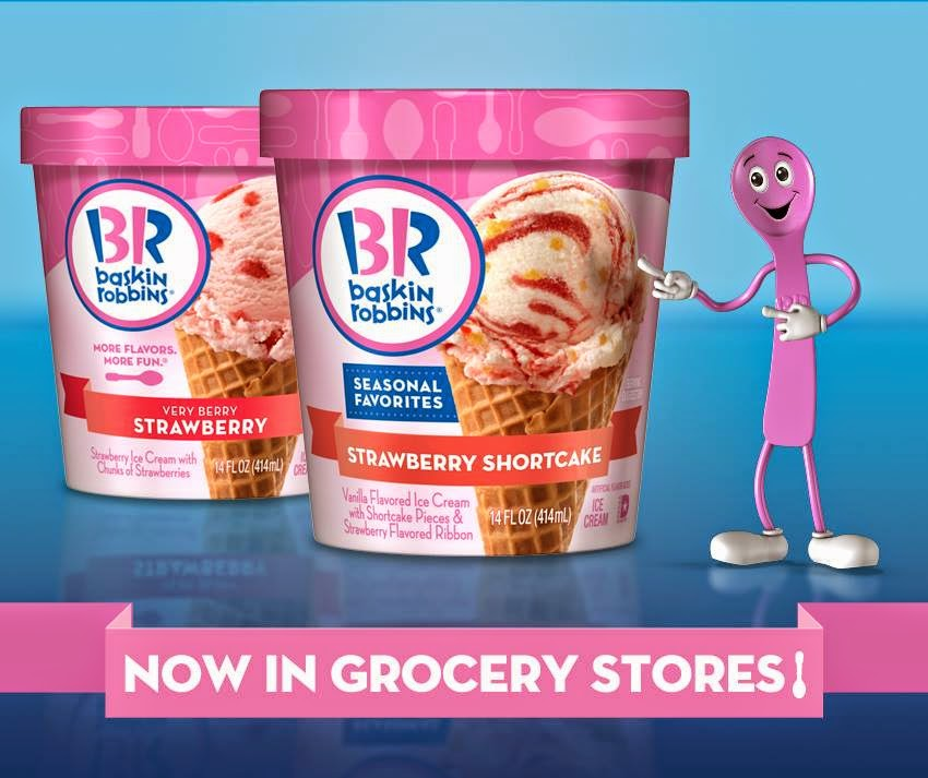 7 Kids and Us: Baskin-Robbins Ice Cream at a Grocery Store Near You!