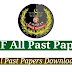 Scroll Down Page & Download Previous Past Papers of 600+ Posts in ASF Jobs Jobs 2020, like as ASI, Corporal, Steno-typist, UDC, and more