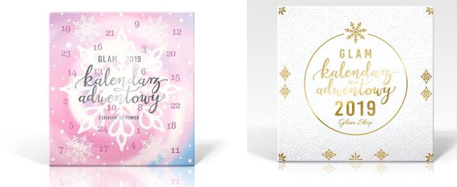 Kalendarze adwentowe 2019 Glamshop