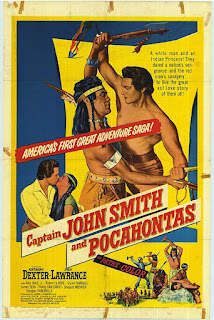 Captain John Smith and Pocahontas (1953) ταινιες online seires xrysoi greek subs
