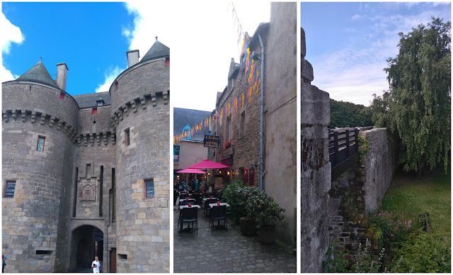 guerande, loire atlantique, tourisme, chateau, rempart, bullelodie