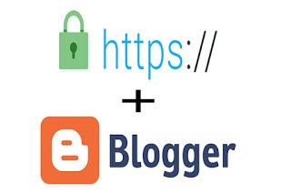 Cara Mengaktifkan Atau Setting Https Blogger