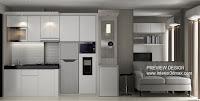 desain 3d apartemen