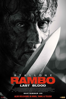 Rambo - Last Blood First Look Poster 2